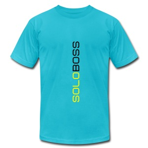 Solo Boss - Men's T-Shirt by American Apparel