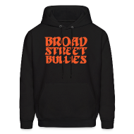 Hoodies ~ Men's Hoodie ~ Broad Street Bullies Sweatshirt