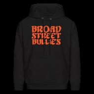 Hoodies ~ Men's Hoodie ~ Broad Street Bullies Sweatshirt