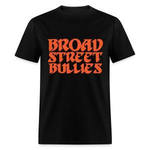 Broad Street Bullies Shirt - Eagles Lettering - Men's T-Shirt