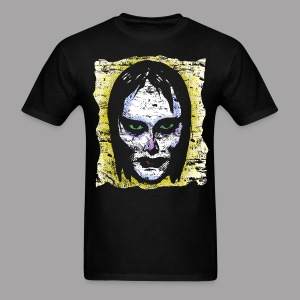 Vampire Girl Topstone Vintage Men's Spooky Halloween T Shirt - Men's T-Shirt