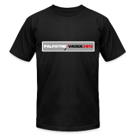T-Shirts ~ Men's T-Shirt by American Apparel ~ Palpatine Vader 2012 v1