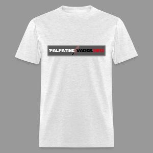 Palpatine Vader 2012 v2 - Men's T-Shirt