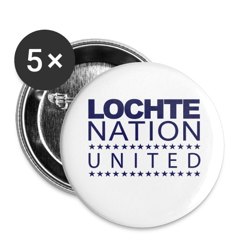 LOCHTE NATION - Buttons large 2.2'' (5-pack)