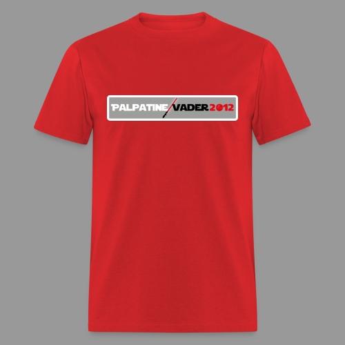 Palpatine Vader 2012 v1 - Men's T-Shirt