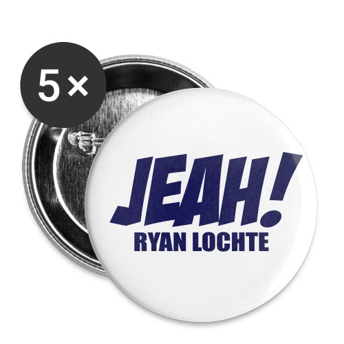 JEAH! - Buttons small 1'' (5-pack)