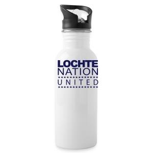 Lochte Nation - Water Bottle