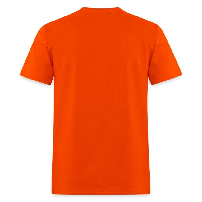 Men's t-shirt * Jack-o'-lantern (pumpkin face 2)