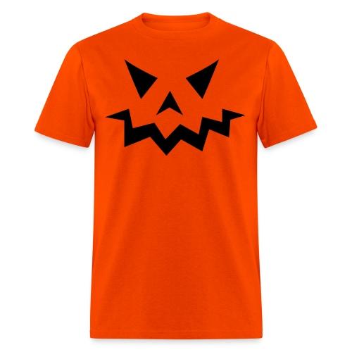Men's t-shirt * Jack-o'-lantern (pumpkin face 1) - Men's T-Shirt