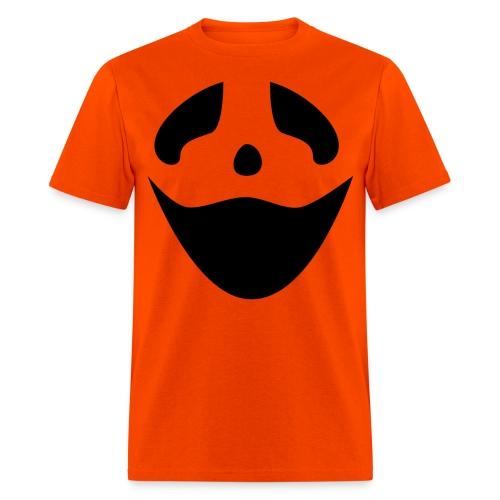 Men's t-shirt * Jack-o'-lantern (pumpkin face 3) - Men's T-Shirt