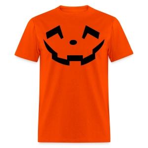 Men's t-shirt * Jack-o'-lantern (pumpkin face 5) - Men's T-Shirt