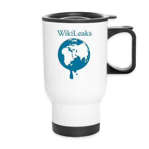 WikiLeaks Travel Mug - Travel Mug