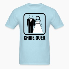 Game Over Men's Standard Weight T