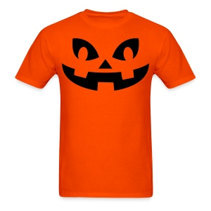 Men's t-shirt * Jack-o'-lantern (pumpkin face 8) - Men's T-Shirt