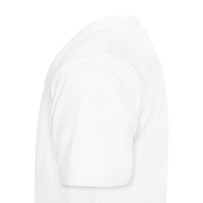 Kids t-shirt * Jack-o'-lantern (pumpkin face 3) (white)