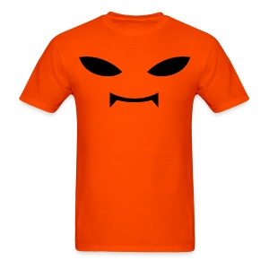 Men's t-shirt * Jack-o'-lantern (pumpkin face 12) - Men's T-Shirt