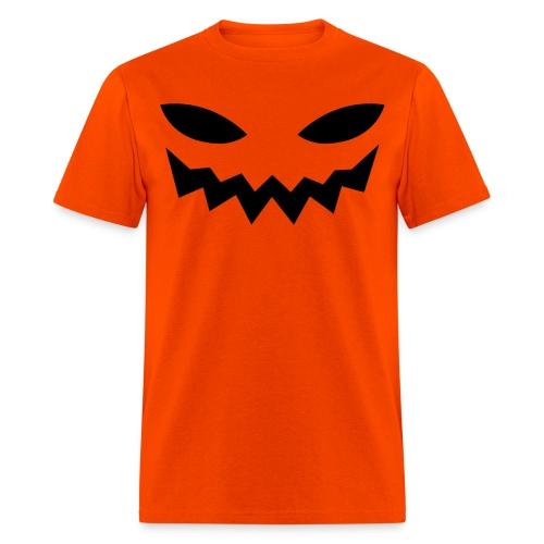 Men's t-shirt * Jack-o'-lantern (pumpkin face 9) - Men's T-Shirt