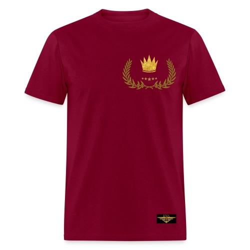 CROWN 5 STAR #500 - Royal Red - Men's T-Shirt