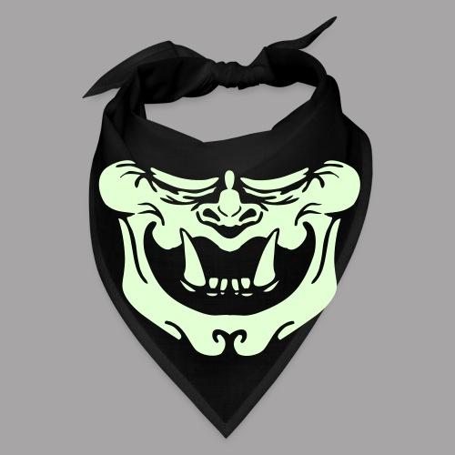 Glow Oni Mask - Bandana
