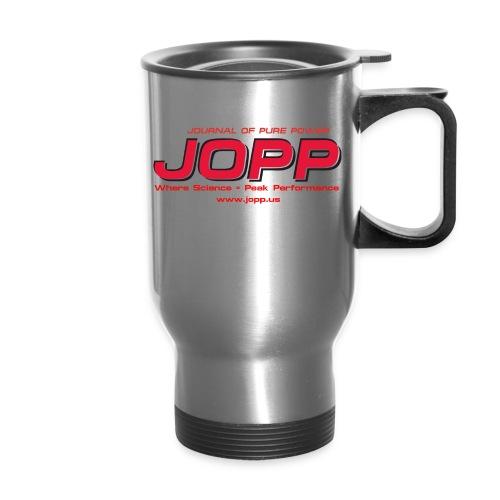 JOPP Travel Mug (metallic) - Travel Mug