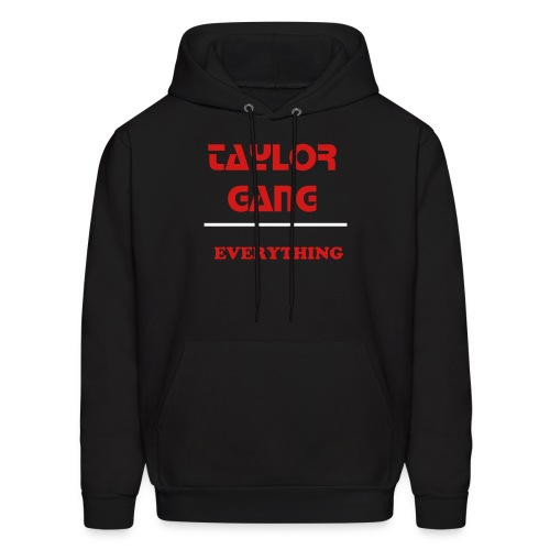 Taylor Gang over everything - Men's Hoodie