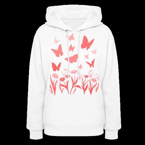 Butterfly Shirts Women's Hoodie - Women's Hoodie