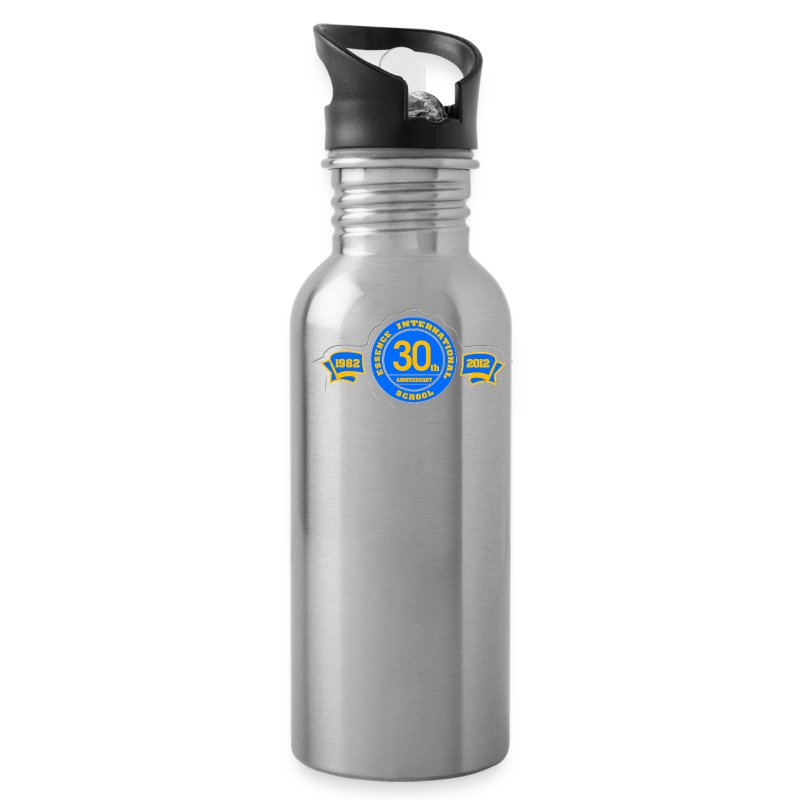 eis_30th_logo4.png - Water Bottle