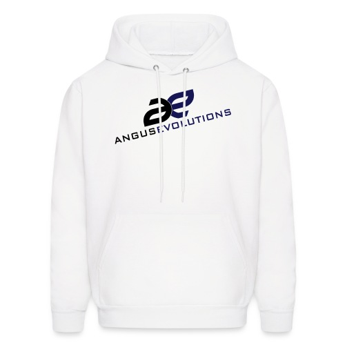 Angus Evolutions - Sweat b/blue - Men's Hoodie
