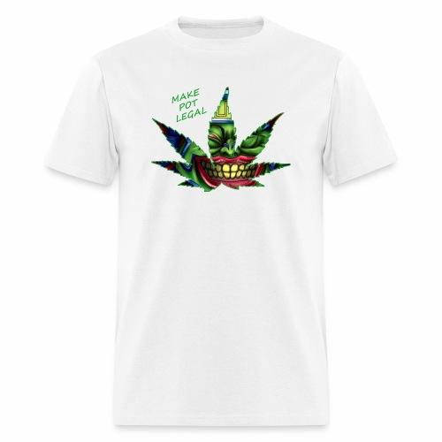 Take Pot Off The Ban List - Men's T-Shirt