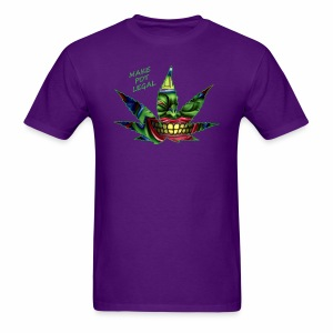 Take Pot Off The Ban List - Men's T-Shirt