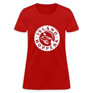 Island Hoppers - Women's T-Shirt