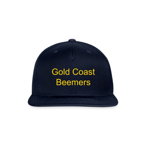 GCB Ball Cap - Snap-back Baseball Cap