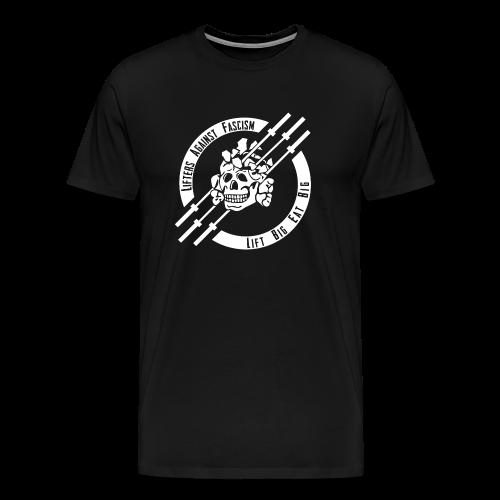 Lifters Against Fascism - Men's Premium T-Shirt