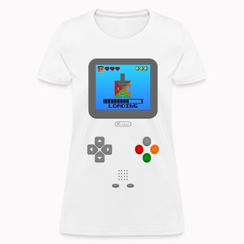 KraZee Gameboy W - Women's T-Shirt