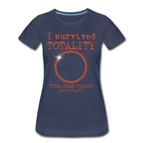 i survived ladies - Women's Premium T-Shirt