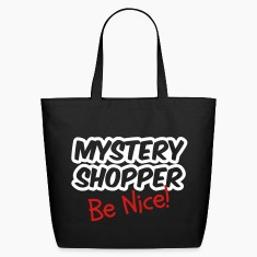 Mystery Shopper - Be Nice! Bags