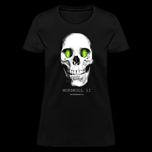 HOPSKULL 2 Women's T-Shirt - Women's T-Shirt