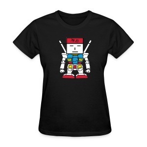 [Running Man!] Garie Robot Replica - Women's T-Shirt