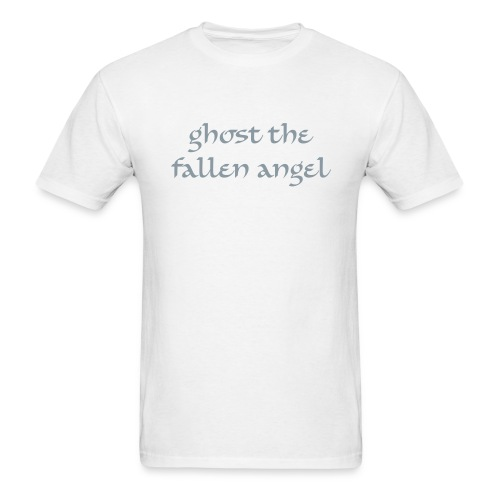 Ghost the Fallen Angel men T-Shirt - Men's T-Shirt