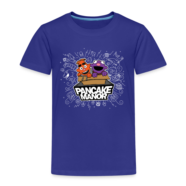 TODDLER:  Explosion T-Shirt