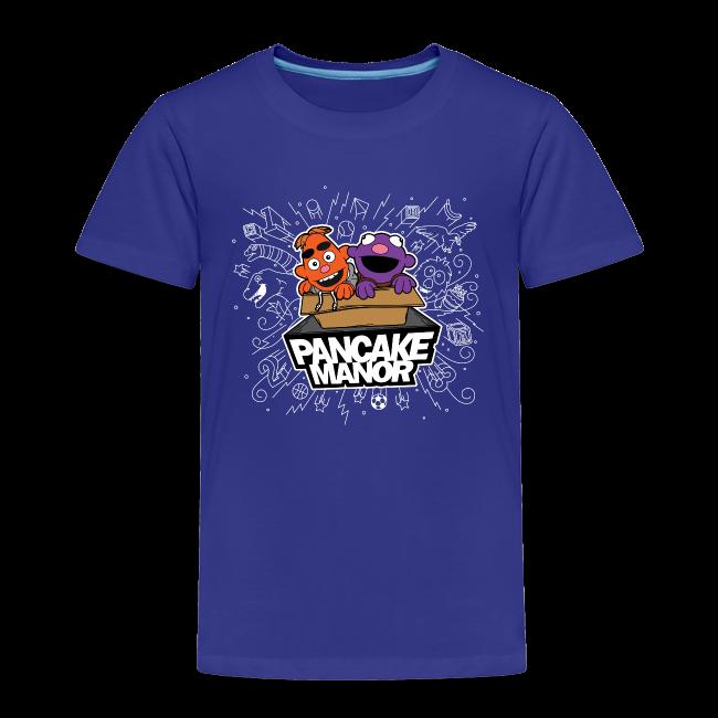 TODDLER:  Explosion T-Shirt