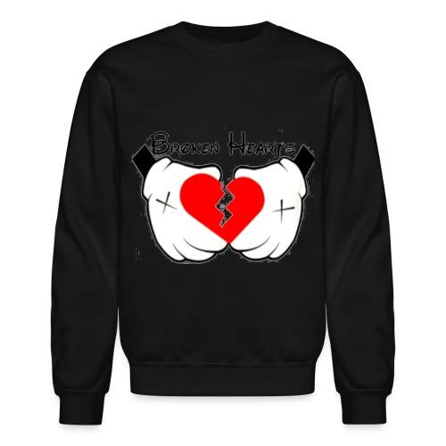 broken hearts - Crewneck Sweatshirt