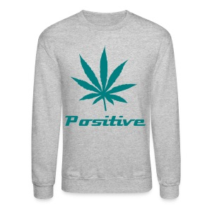 The Positive Crewneck - Crewneck Sweatshirt