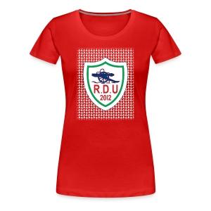 RDU Logo - Premium - Women's Premium T-Shirt