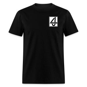 Leaning on Jesus Inv Men's T-Shirt - Men's T-Shirt