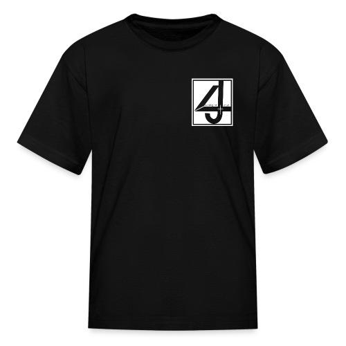 Leaning on Jesus Kid's T-Shirt - Kids' T-Shirt
