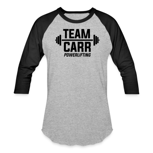 Team Carr Baseball Tee - Baseball T-Shirt