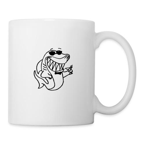 PartyShark Mug - Coffee/Tea Mug