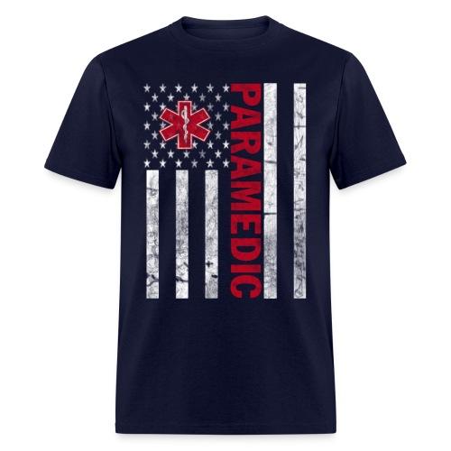 Paramedic - U.S.A - Men's T-Shirt