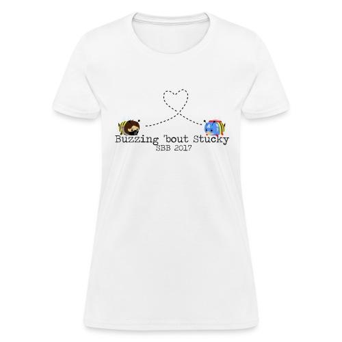 Buzzing About Stucky!  - Women's T-Shirt
